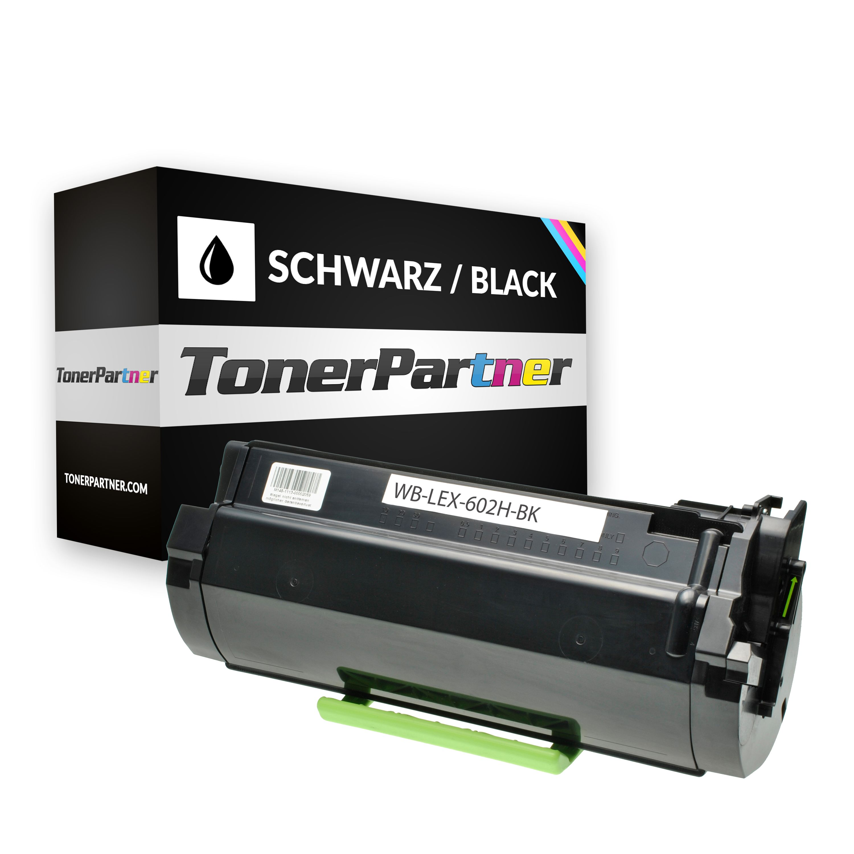 Kompatibel zu Lexmark 60F2H00 / 602H Toner schwarz