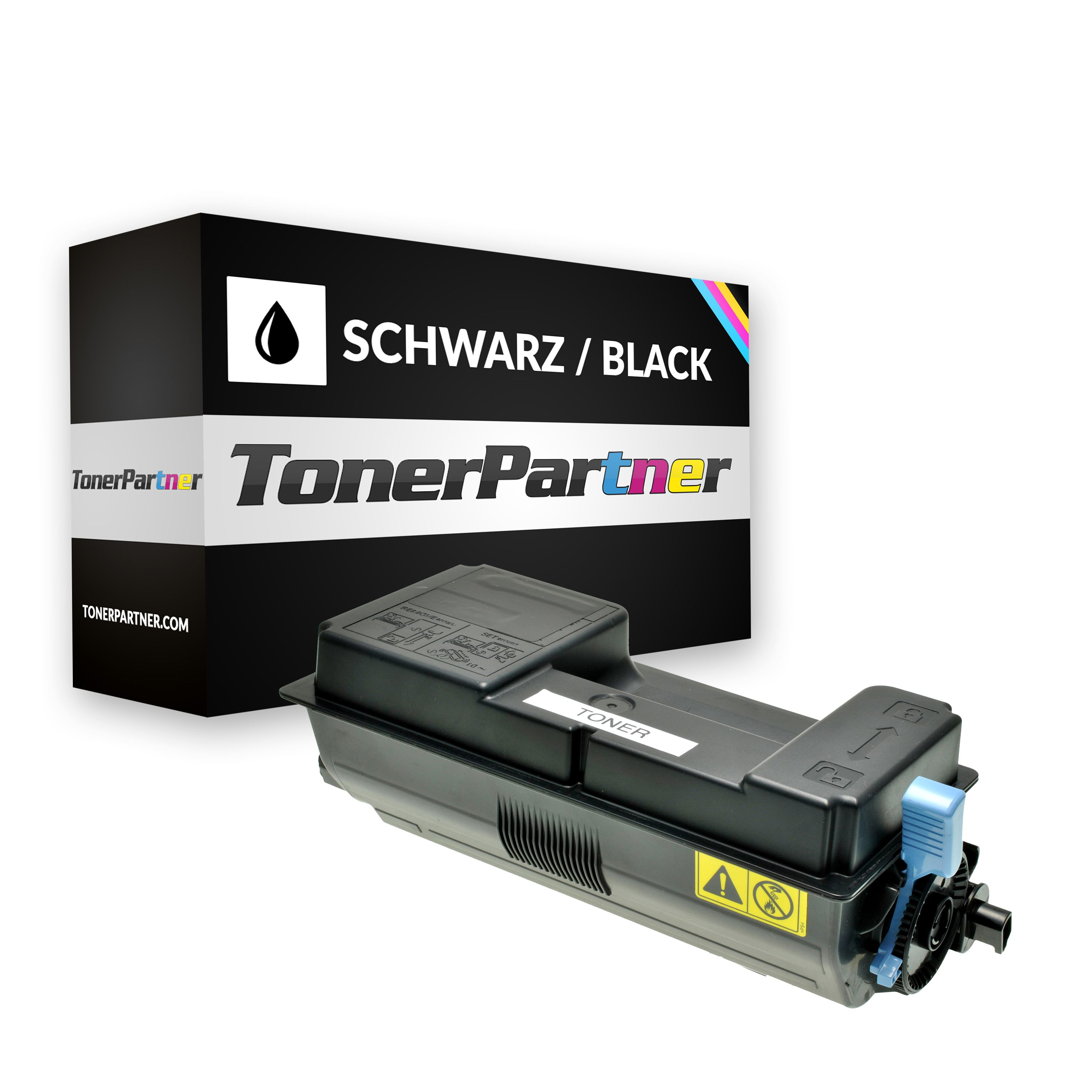 Compatible to Kyocera 1T02MT0NL0 / TK3110 Toner black