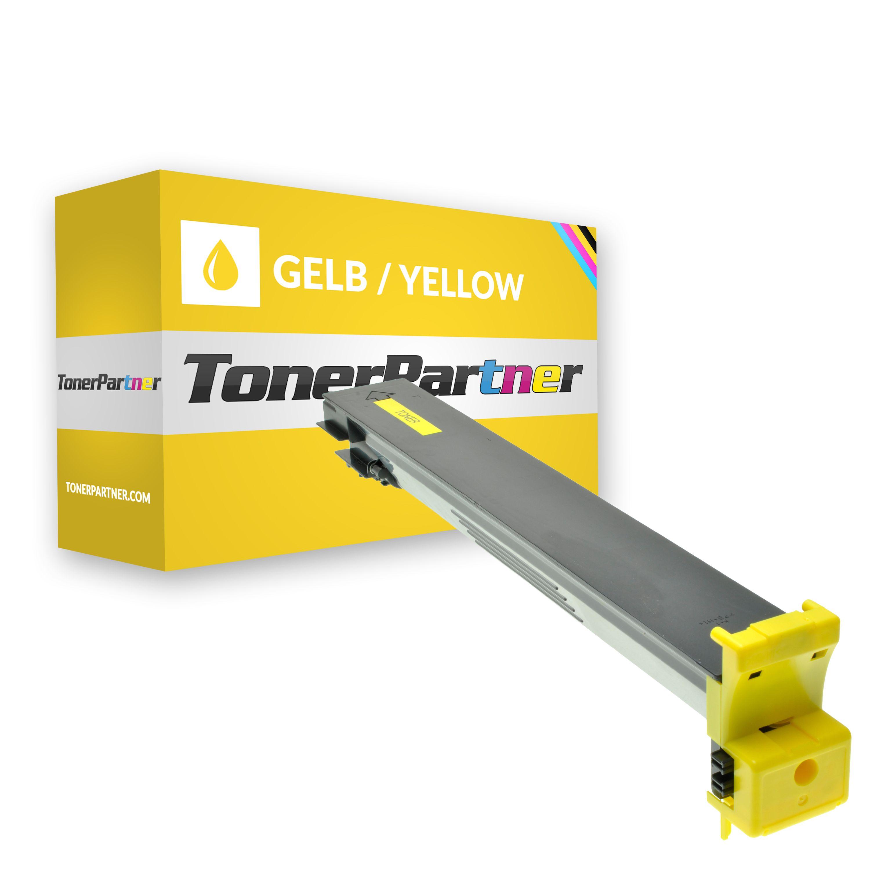 Kompatibel zu Konica Minolta 8938706 / TN-312Y Toner Gelb