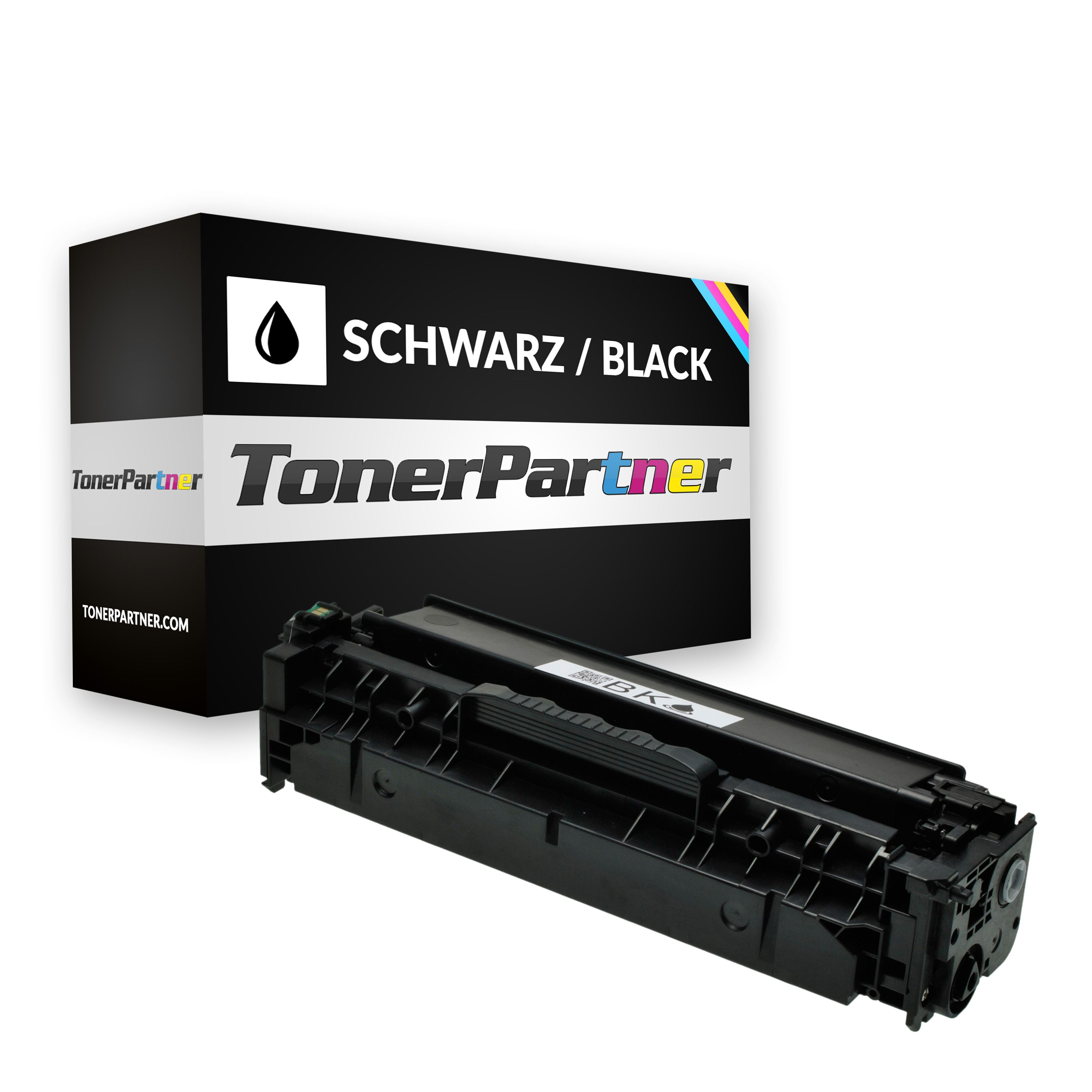 Compatible to HP CF380X / 312X Toner black