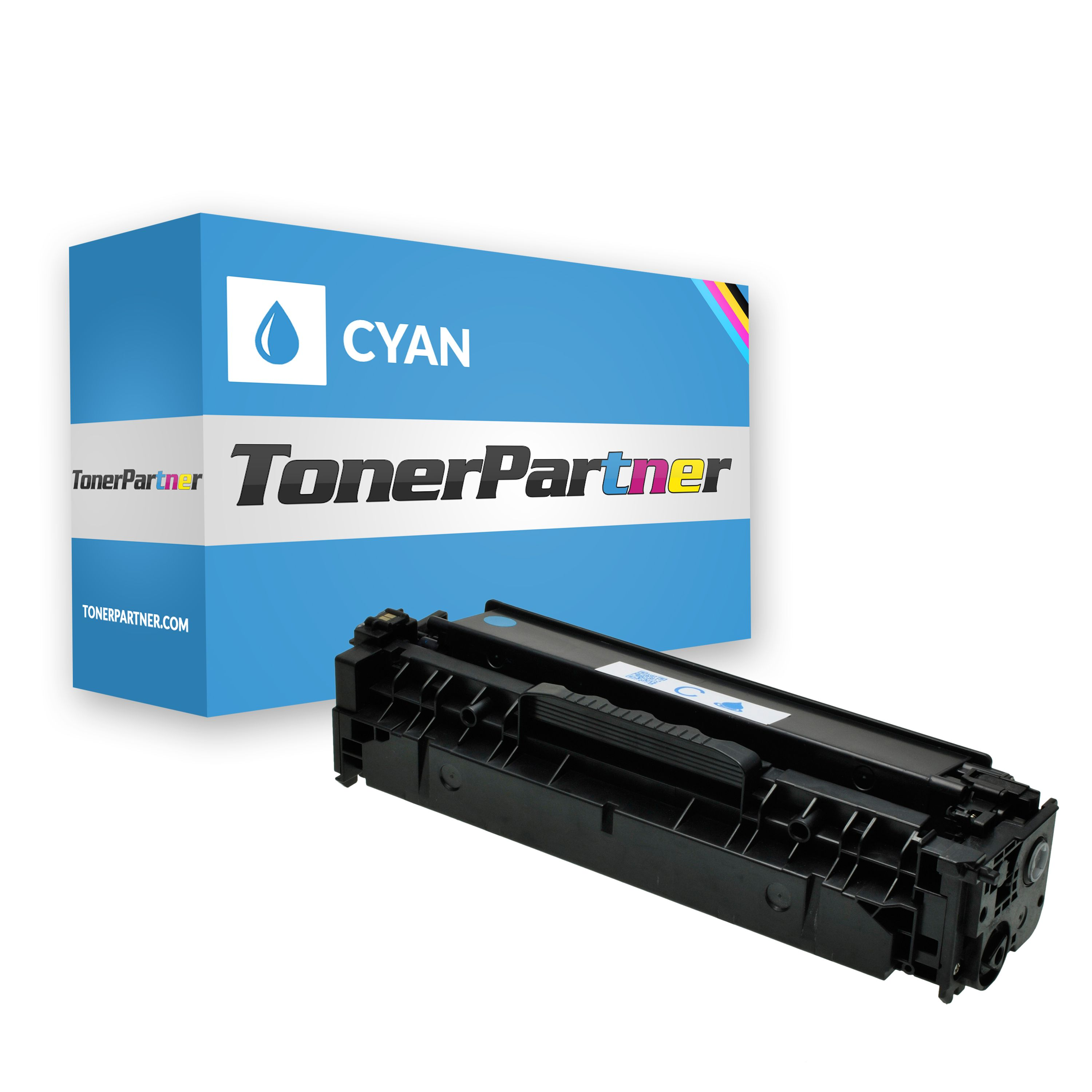 Compatible to HP CF381A / 312A Toner cyan