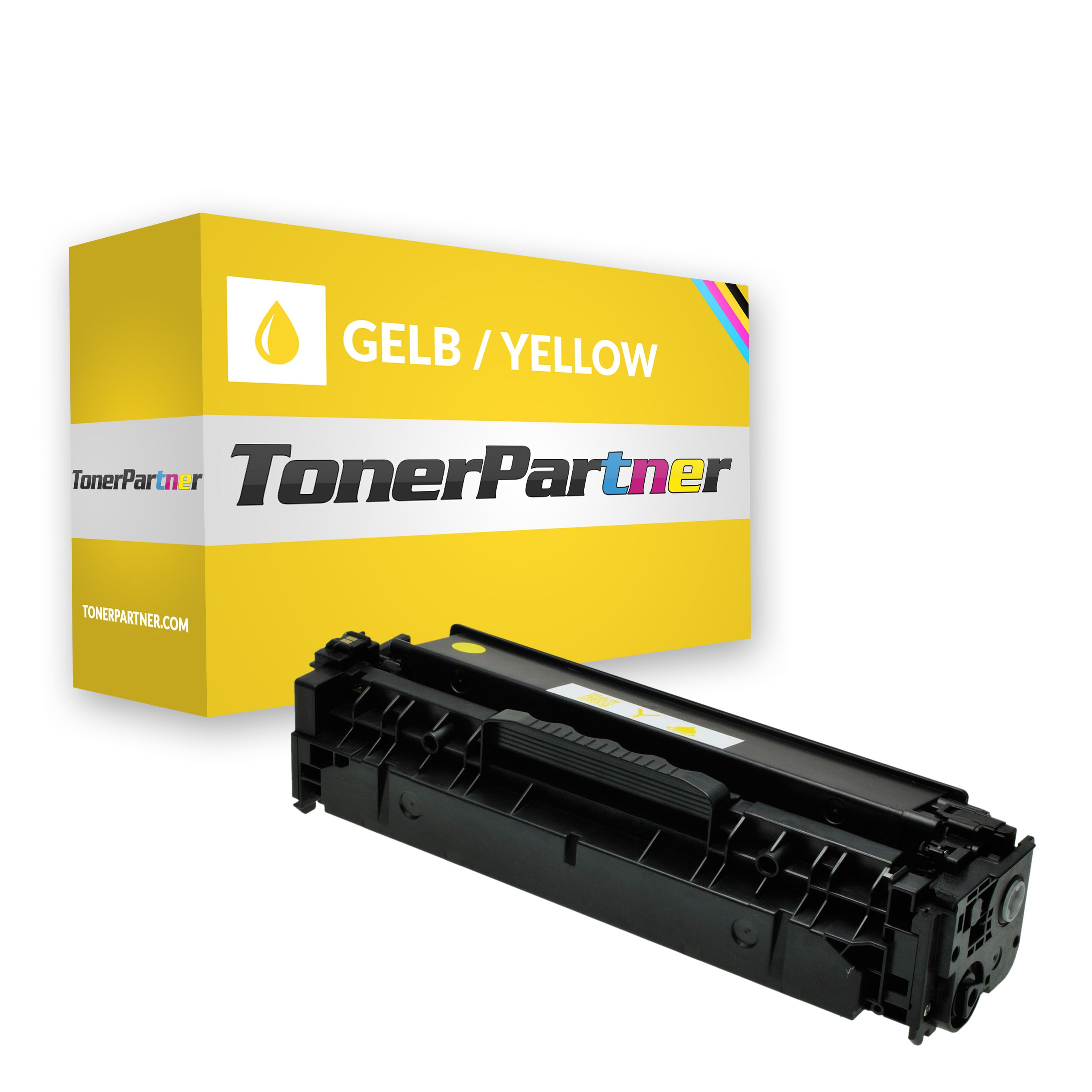 Compatible to HP CF382A / 312A Toner yellow