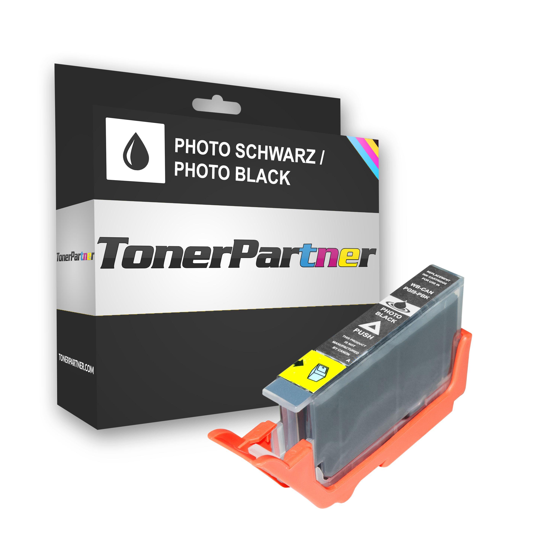 Canon 1034B001 / PGI-9 PBK Tintenpatrone schwarz foto Kompatibel