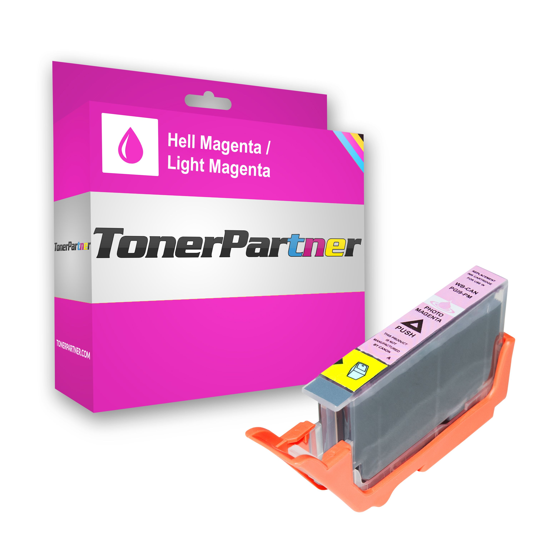 Canon 1039B001 / PGI-9 PM Tintenpatrone magenta hell Kompatibel