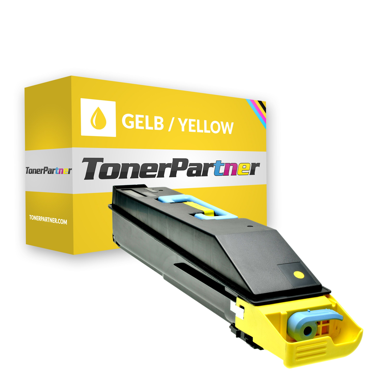 Kyocera 1T02H7AEU0 / TK-855 Y Toner gelb Kompatibel