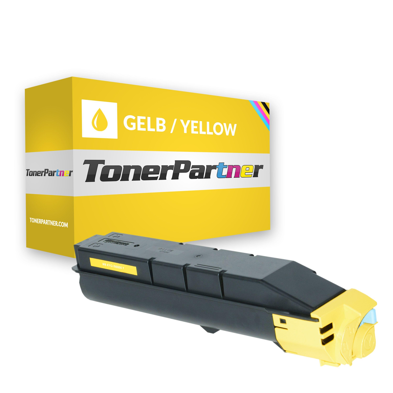 Kompatibel zu Kyocera 1T02LCANL0 / TK-8505 Y Toner Gelb