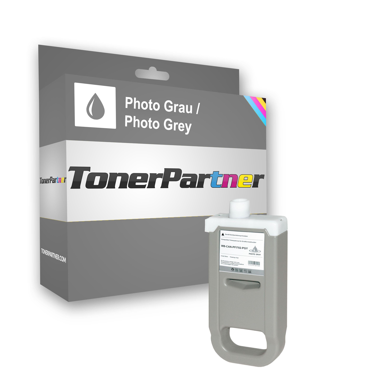 Kompatibel zu Canon 2222B001 / PFI-702 PGY Tintenpatrone grau Foto