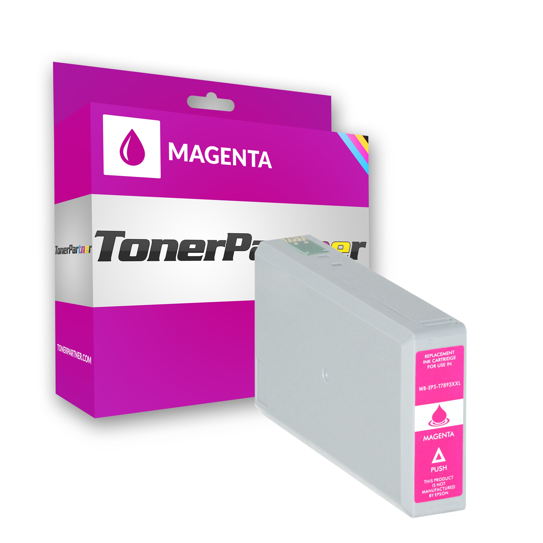 Epson C13T789340 / T7893 Tintenpatrone magenta XXL Kompatibel