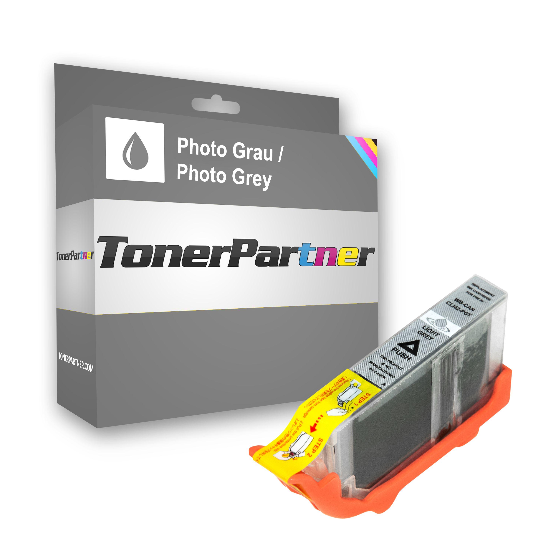 Canon 6391B001 / CLI-42 LGY Tintenpatrone grau hell Kompatibel