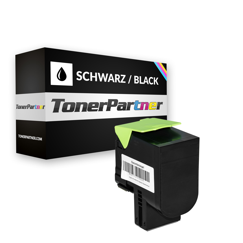 Lexmark 70C0H10 / 700H1 Toner schwarz Kompatibel