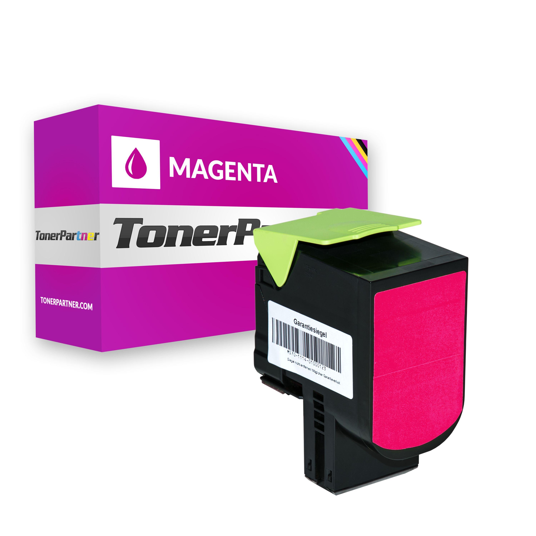 Lexmark 70C2HM0 / 702HM Toner magenta Kompatibel