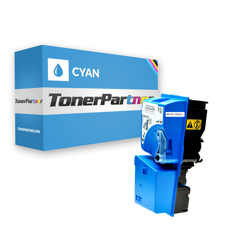 Kyocera 1T02HPCEU0 / TK-820 C Toner cyan Kompatibel