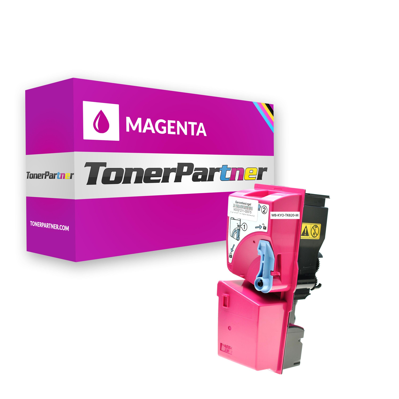 Kompatibel zu Kyocera 1T02HPBEU0 / TK-820 M Toner Magenta