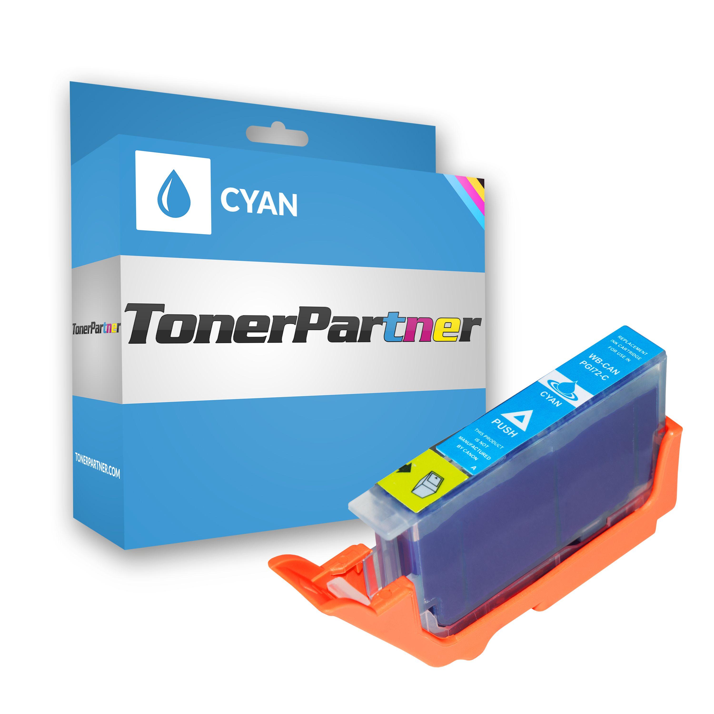 Canon 6404B001 / PGI-72 C Tintenpatrone cyan Kompatibel