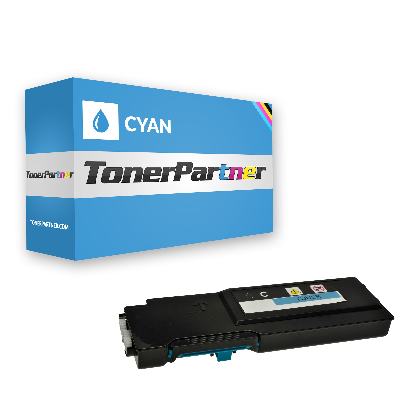 Dell 593BBBT / 488NH Toner cyan Kompatibel