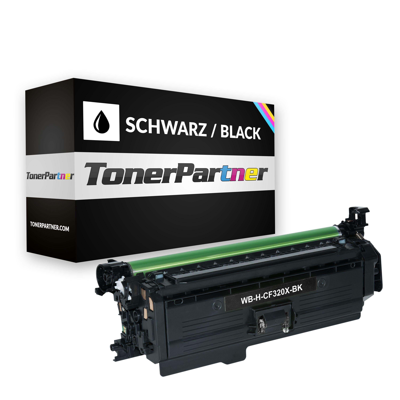 Compatible to HP CF320X / 653X Toner black