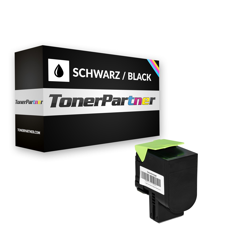 Lexmark 80C20K0 / 802K Toner schwarz Kompatibel