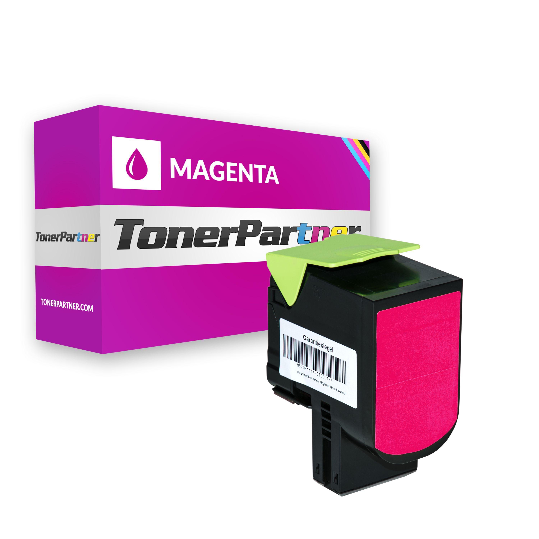 Lexmark 80C20M0 / 802M Toner magenta Kompatibel