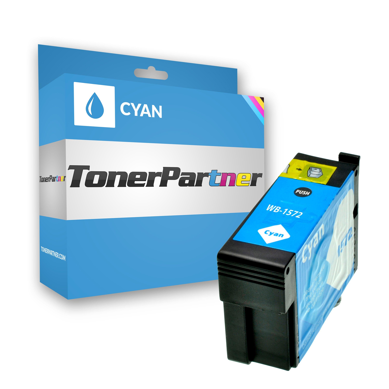 Epson C13T15724010 / T1572 Tintenpatrone cyan Kompatibel