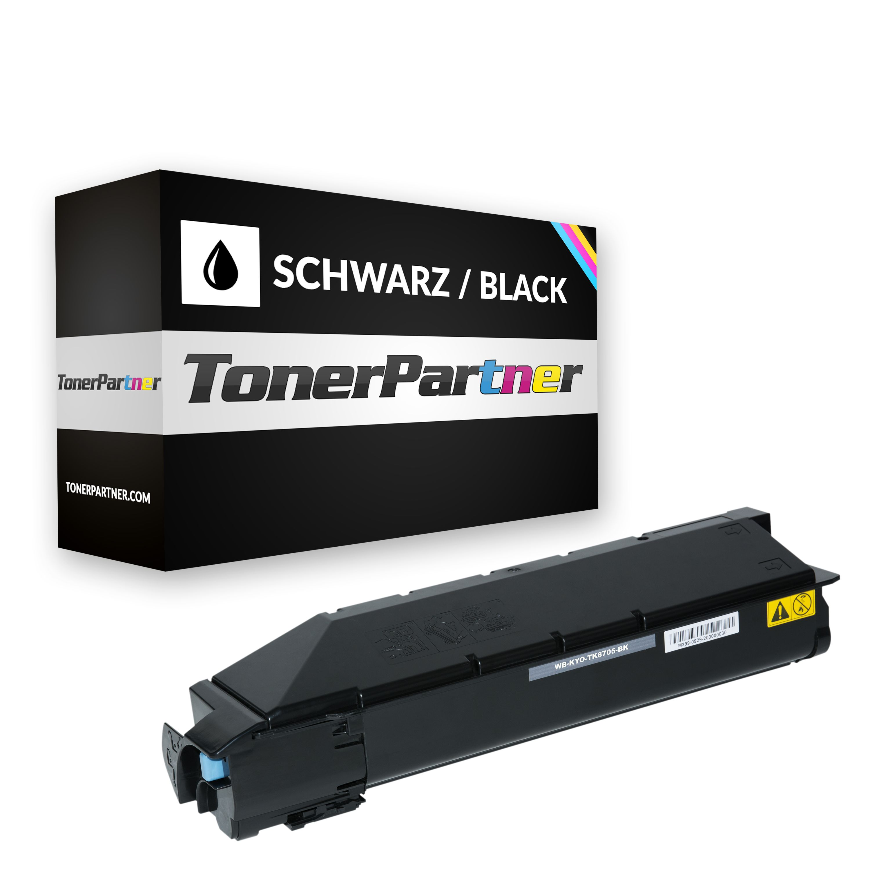 Kyocera 1T02K90NL0 / TK-8705 K Toner schwarz Kompatibel