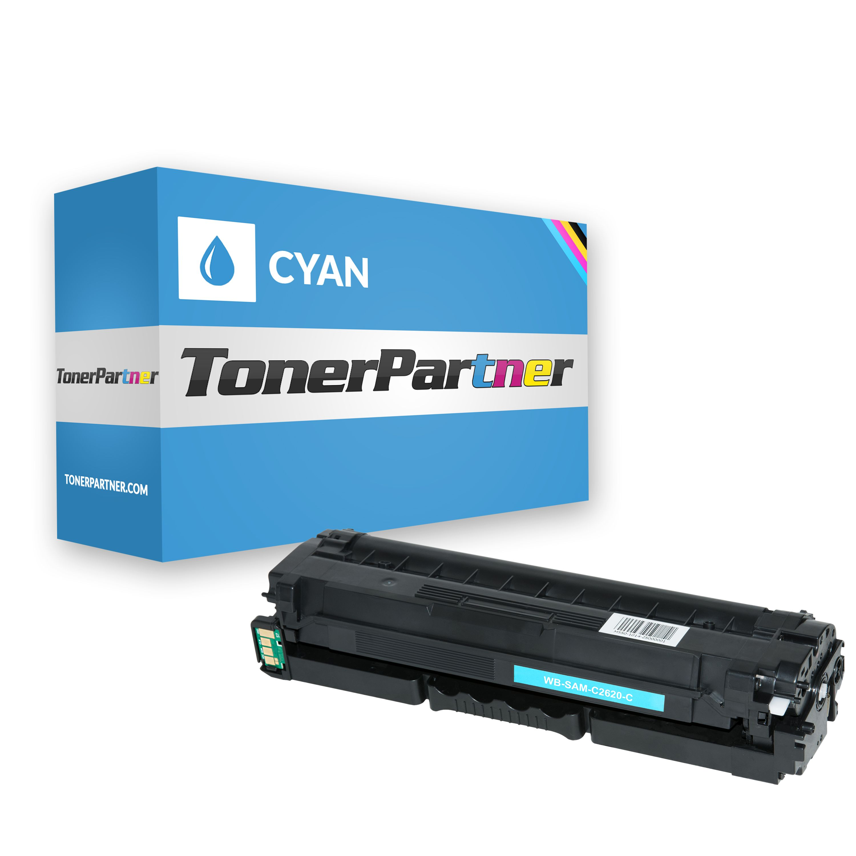 Samsung CLT-C505L/ELS / C505L Toner cyan Kompatibel
