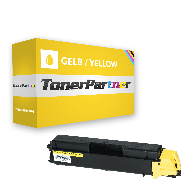 Kyocera 1T02PAANL0 / TK-5135 Y Toner gelb Kompatibel