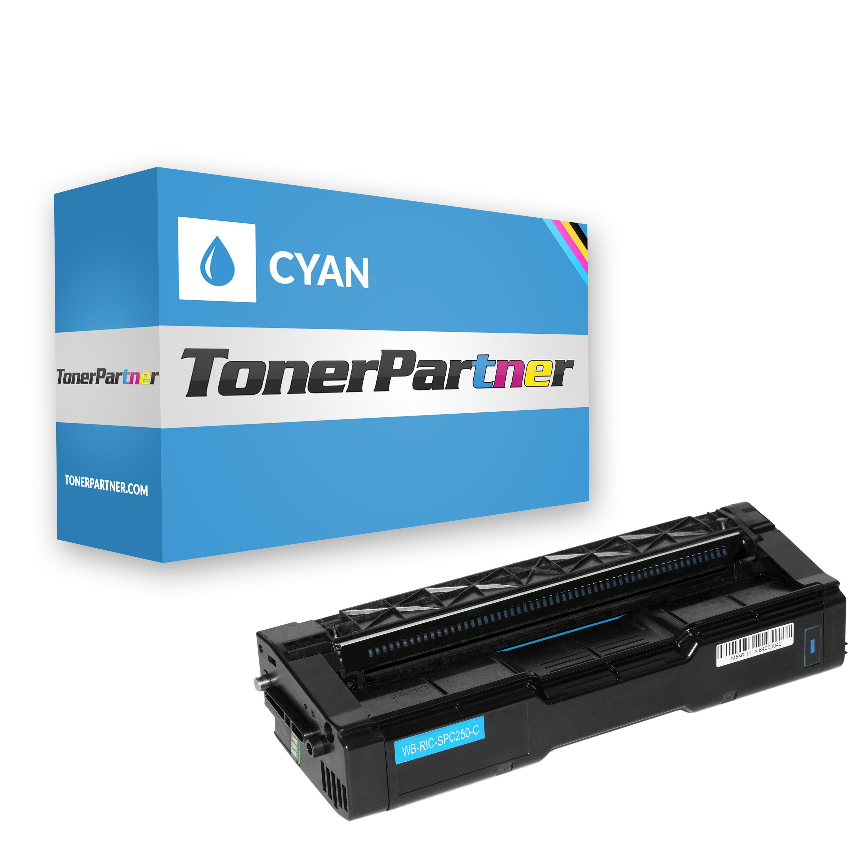 Ricoh 407544 Toner cyan Kompatibel