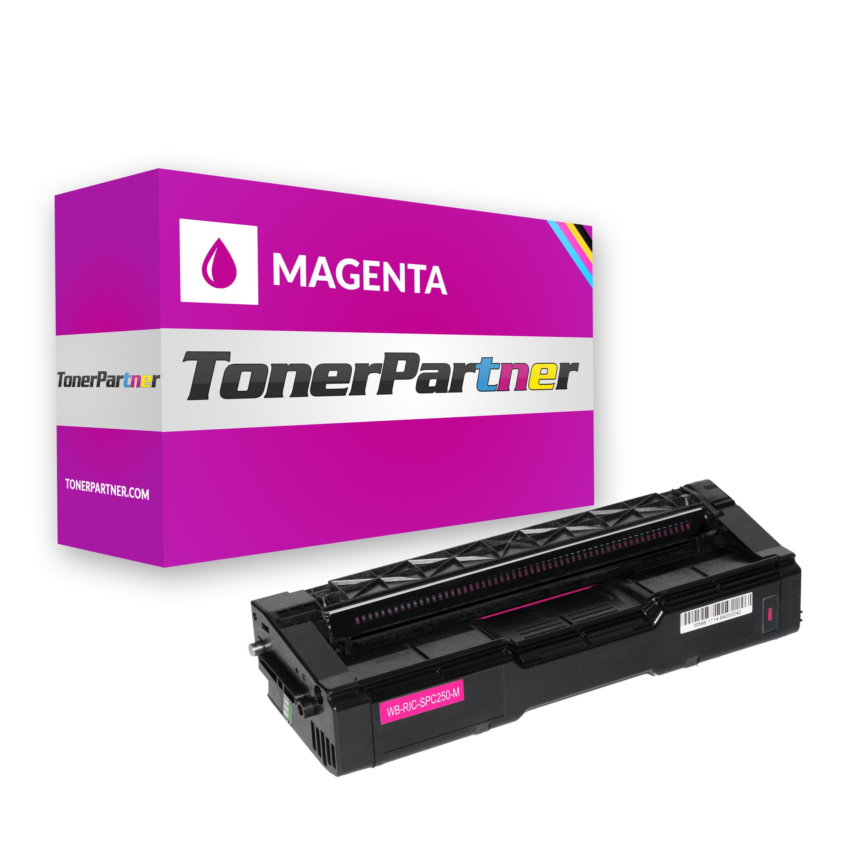 Ricoh 407545 Toner magenta Kompatibel