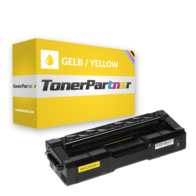 Ricoh 407546 Toner gelb Kompatibel