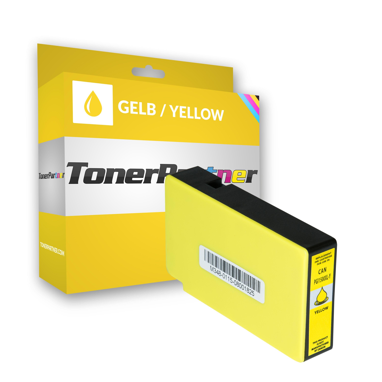 Canon 9195B001 / PGI-1500 XLY Tintenpatrone gelb Kompatibel