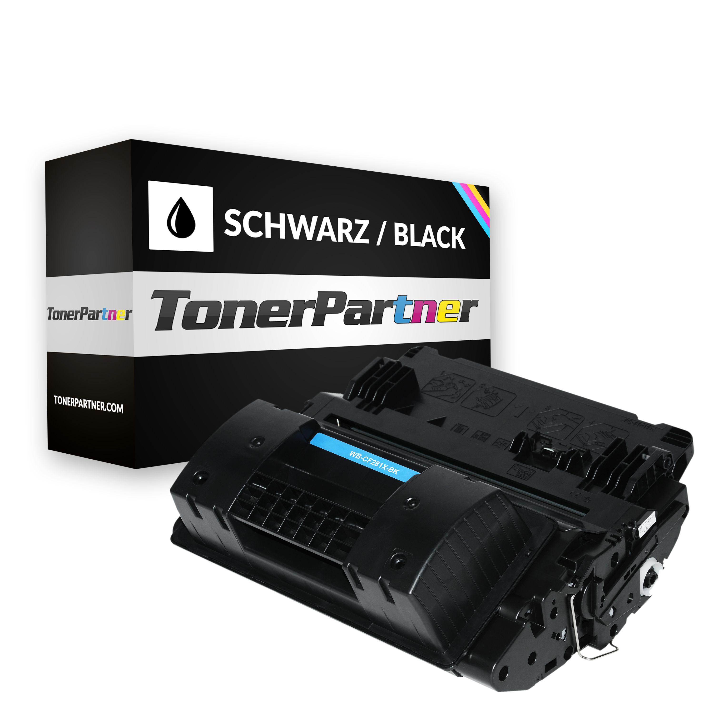HP CF281X / 81X Toner schwarz Kompatibel