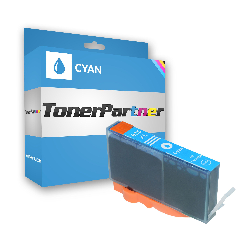 TonerPartenaire HP C 2 P 24 AE / 935XL Cartouche d'encre cyan