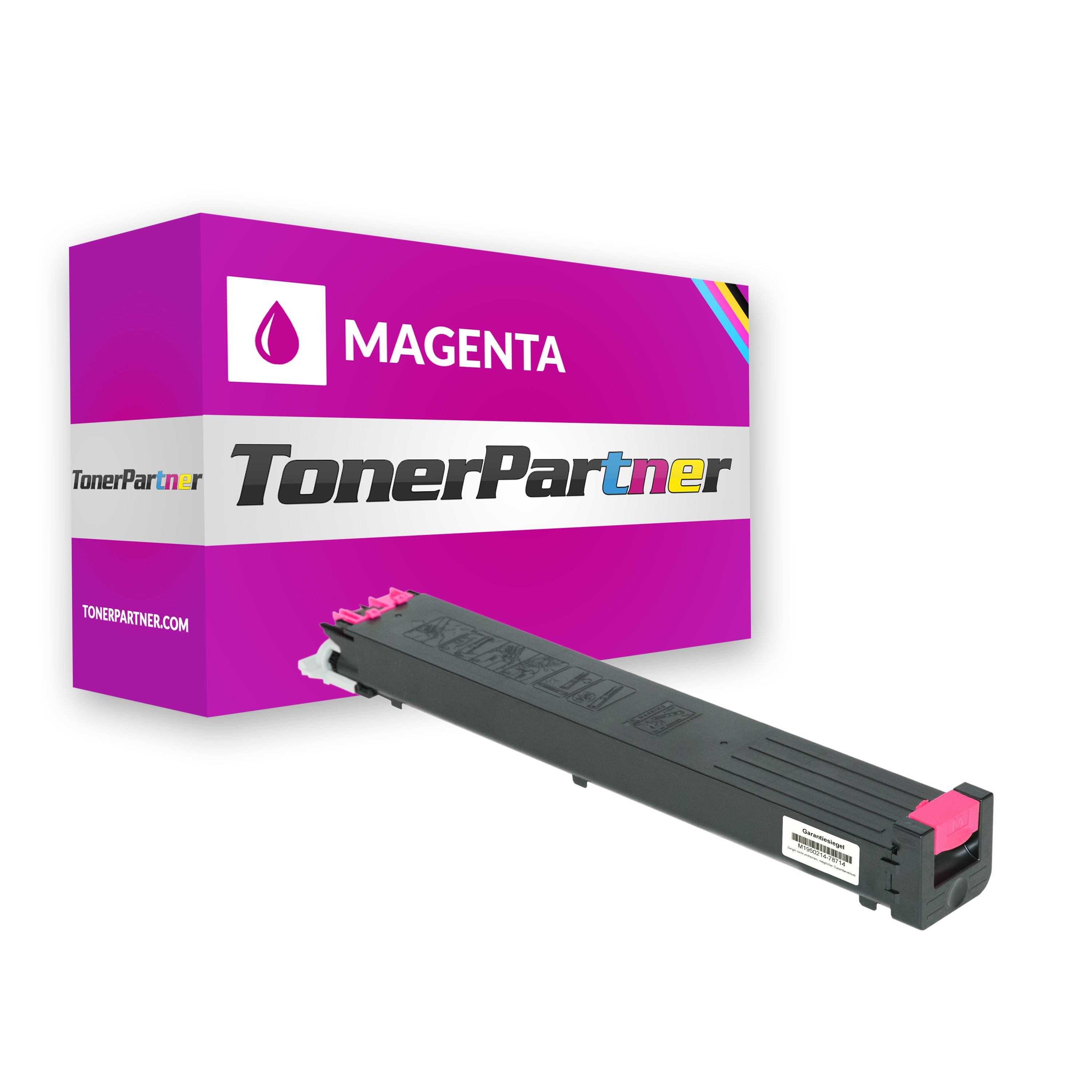 Sharp MX31GTMA Toner magenta Kompatibel