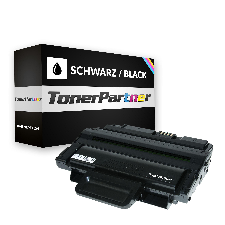 Ricoh 406218 Tonerkartusche schwarz Kompatibel