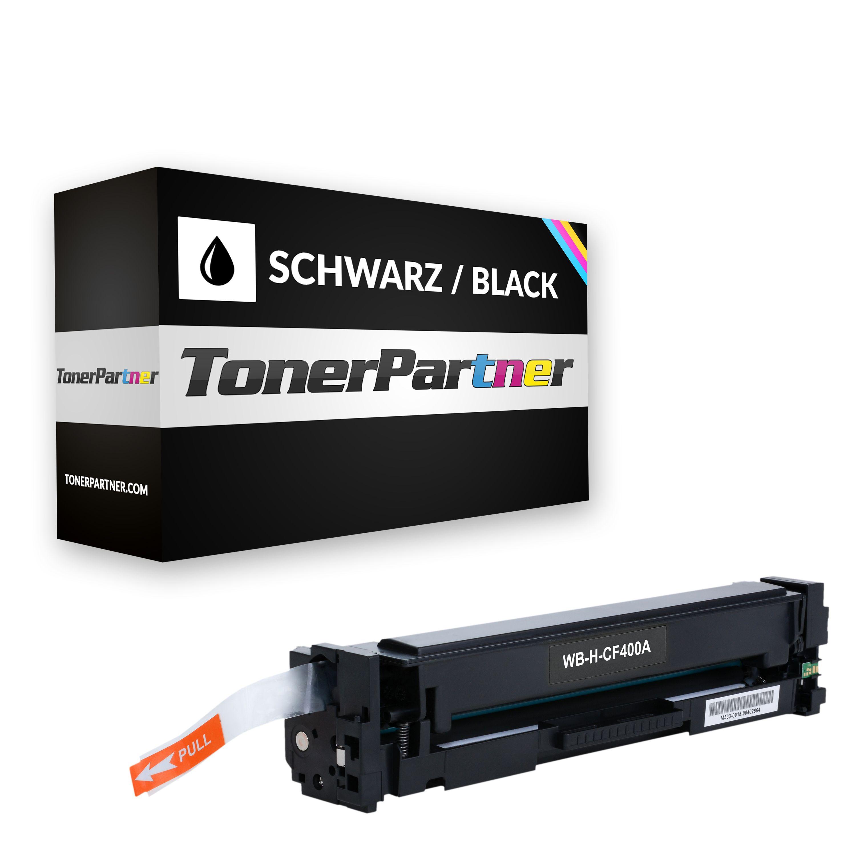 HP CF400A / 201A XL Toner schwarz Kompatibel