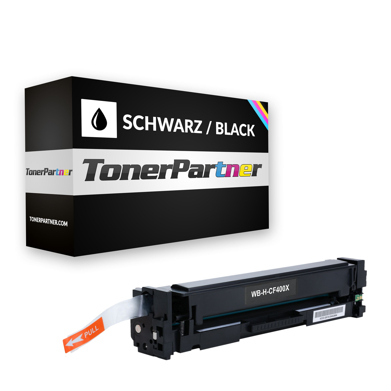HP CF400X / 201X Toner schwarz Kompatibel