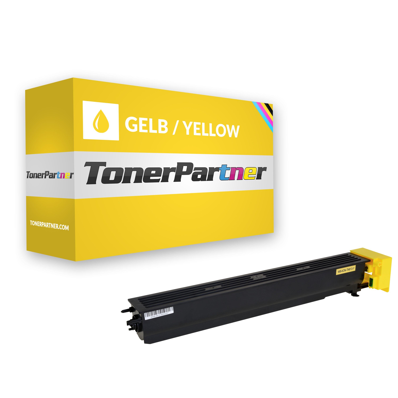 Konica Minolta A0TM250 / TN-613 Y Toner gelb Kompatibel