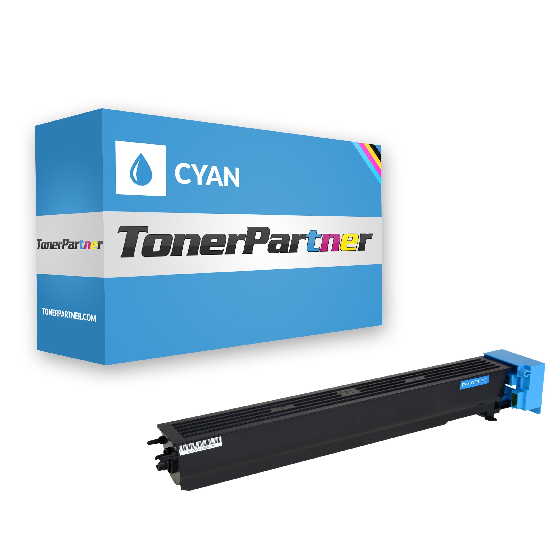 Konica Minolta A0TM450 / TN-613 C Toner cyan Kompatibel