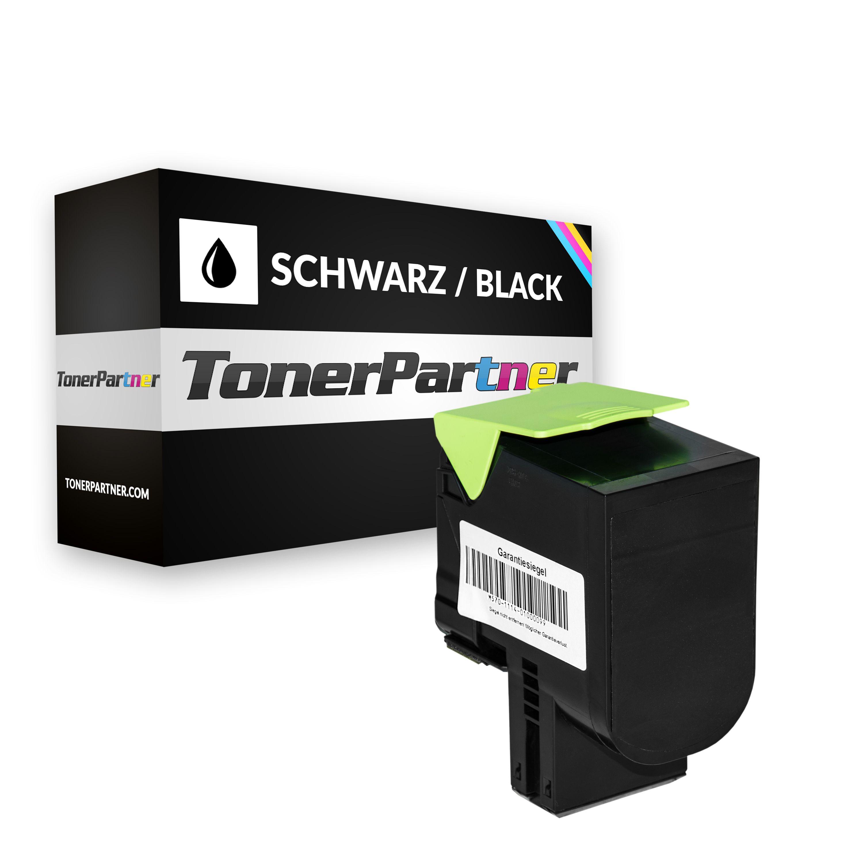 Lexmark 70C20K0 / 702K Toner schwarz Kompatibel