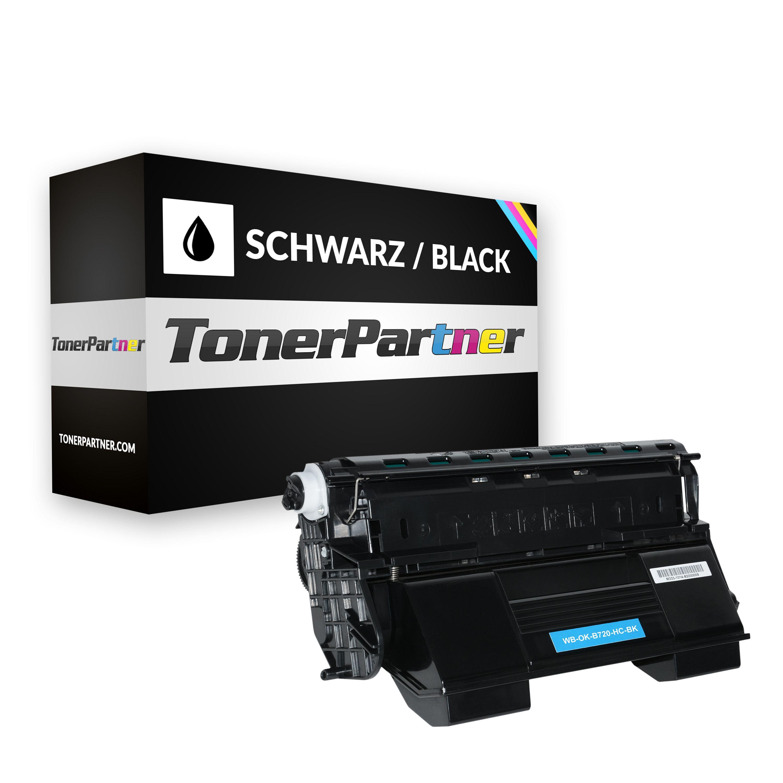 Kompatibel OKI 01279101 Toner schwarz