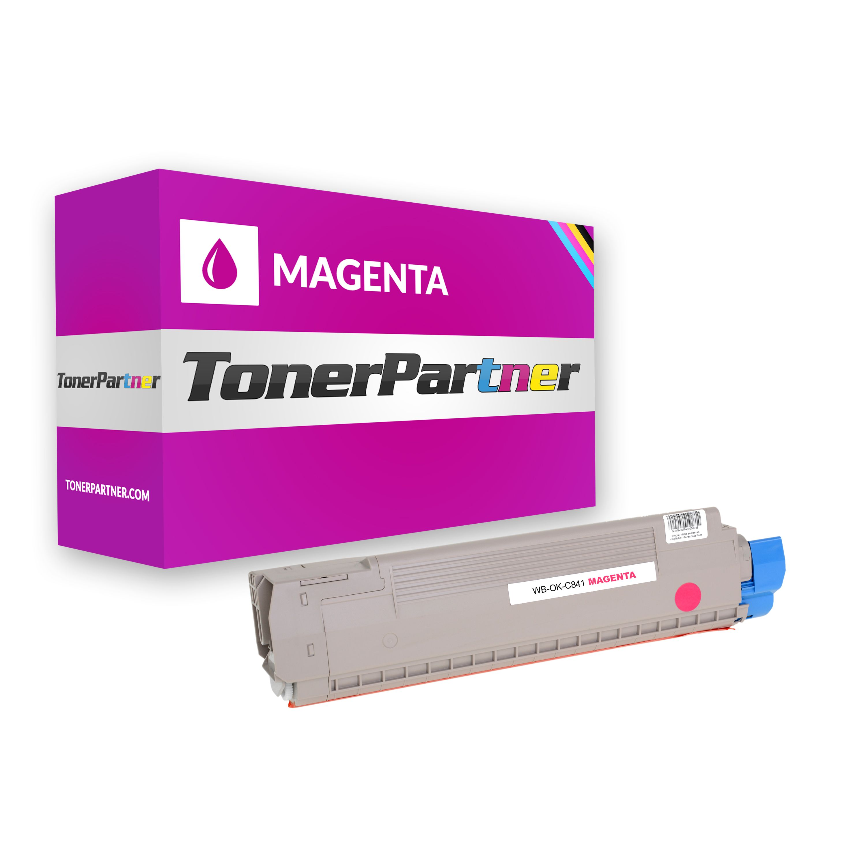 TonerPartenaire OKI 44844506 Toner magenta