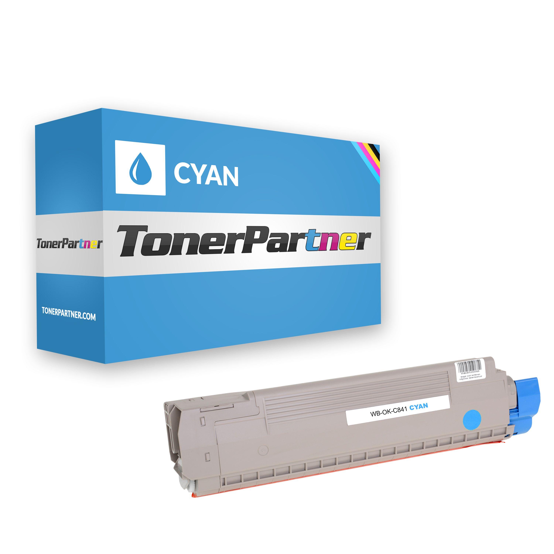 OKI 44844507 Toner cyan Kompatibel