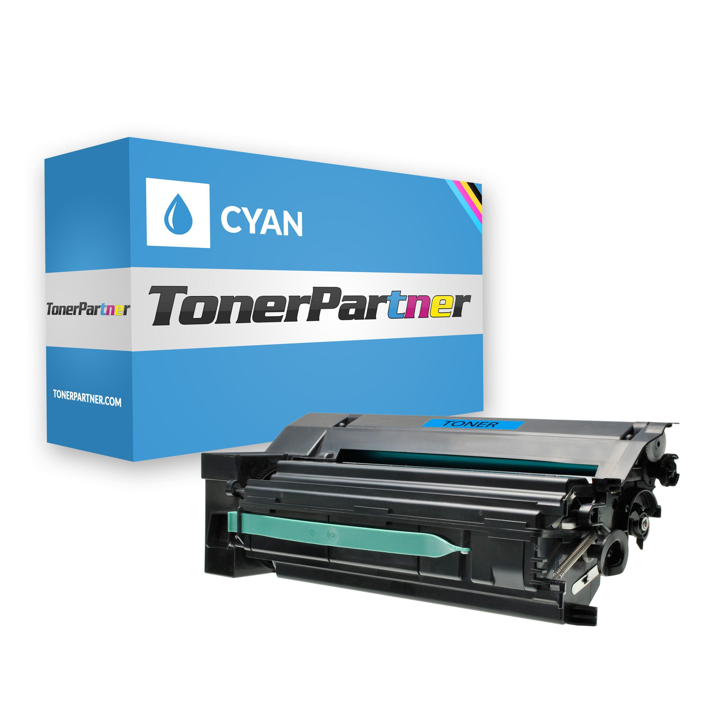Lexmark 15G042C Toner cyan Kompatibel