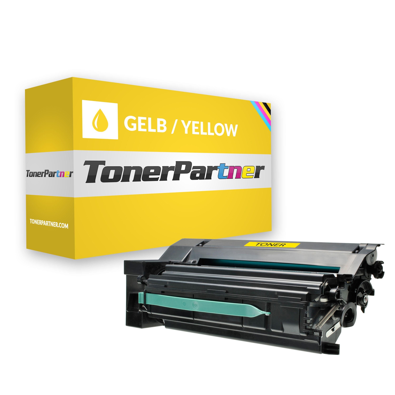 Lexmark 15G042Y Toner gelb Kompatibel