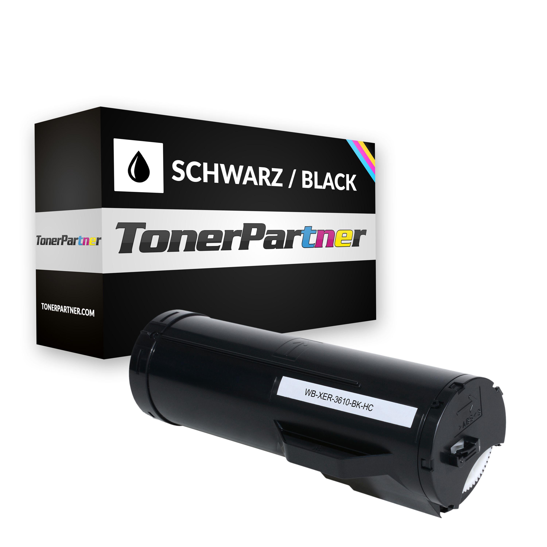 Kompatibel zu Xerox 106R02722 Tonerkartusche, schwarz