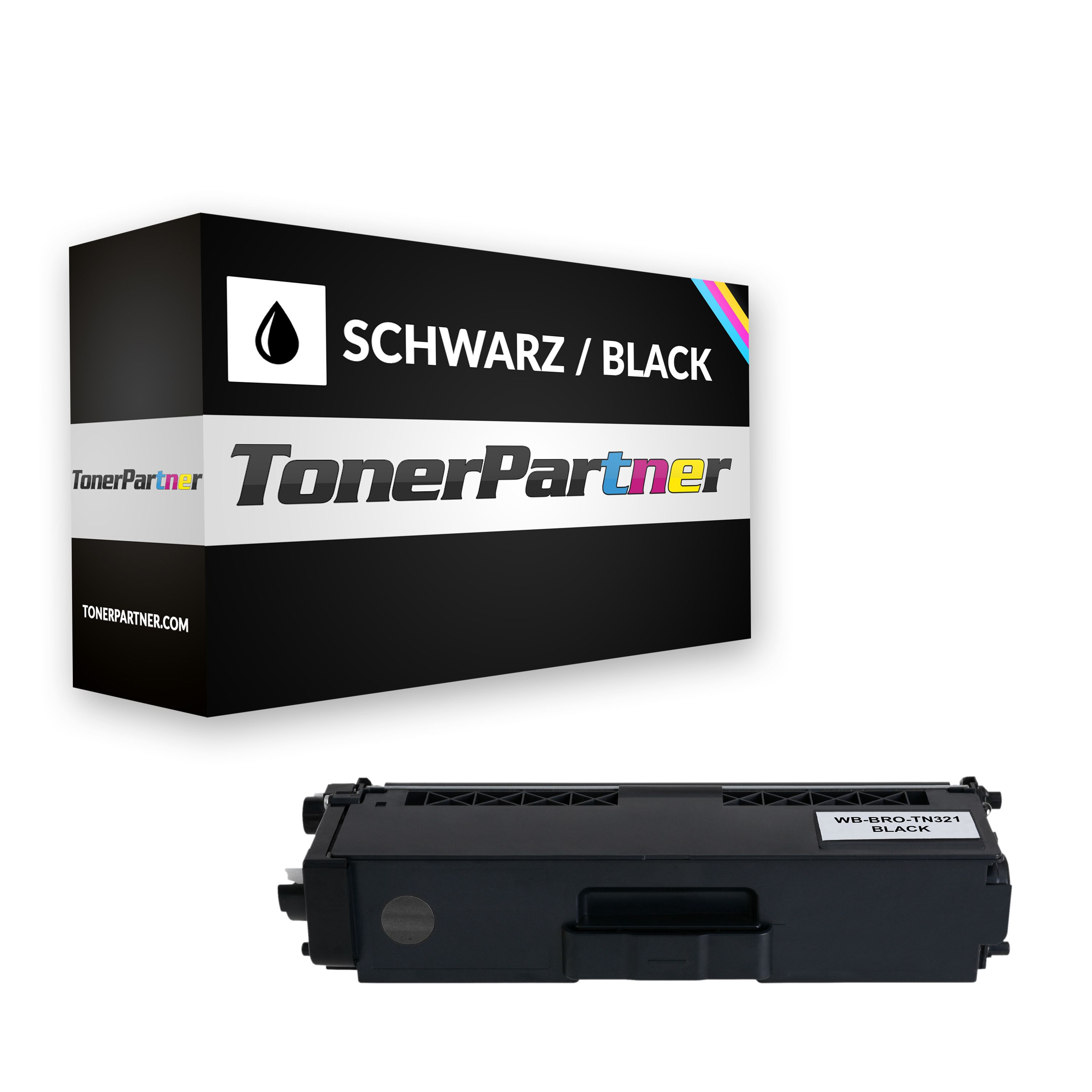 Brother TN-321BK Toner schwarz Kompatibel
