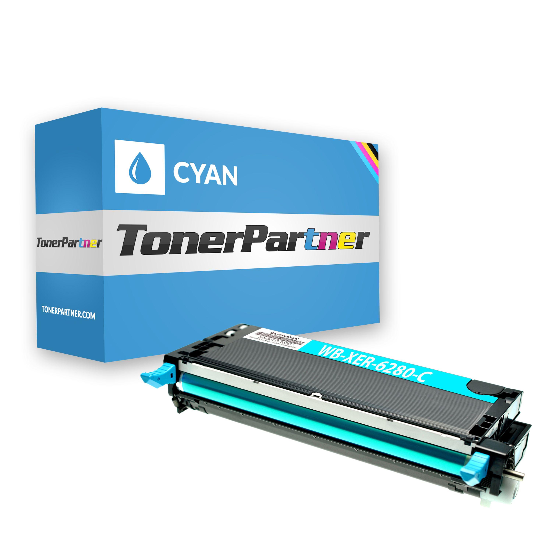 Kompatibel zu Xerox 106R01388 Toner Cyan
