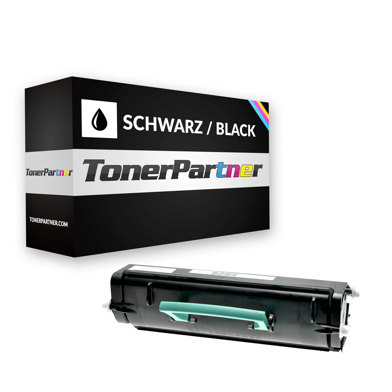 Alternativo a Lexmark X463X21G Tóner negro