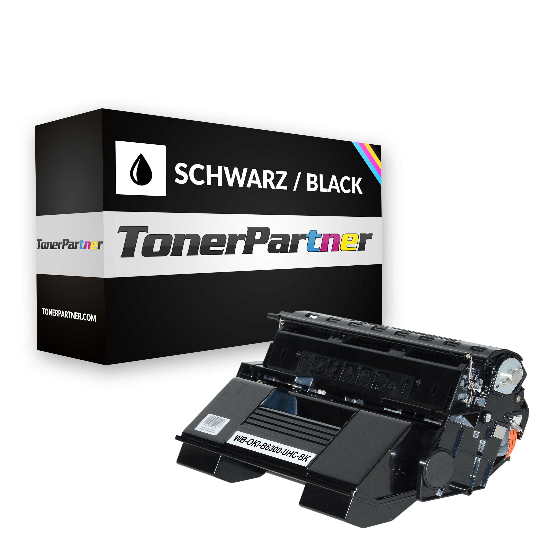 OKI 09004079 Tonerkartusche schwarz Kompatibel