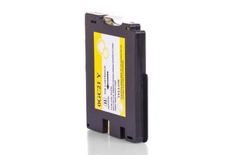 Kompatibel zu Ricoh 405535 / GC-21 Y Gelkartusche Gelb